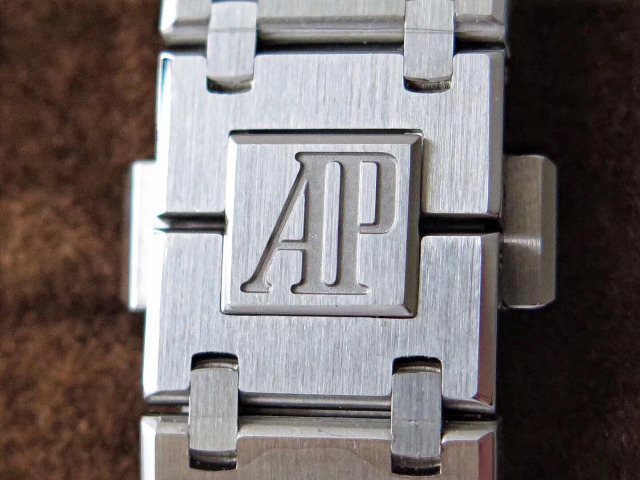 Replica AP Logo on Buckle